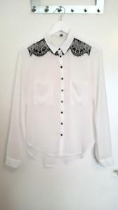 Pimkie, White blouse