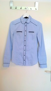 Pimkie, blue blouse