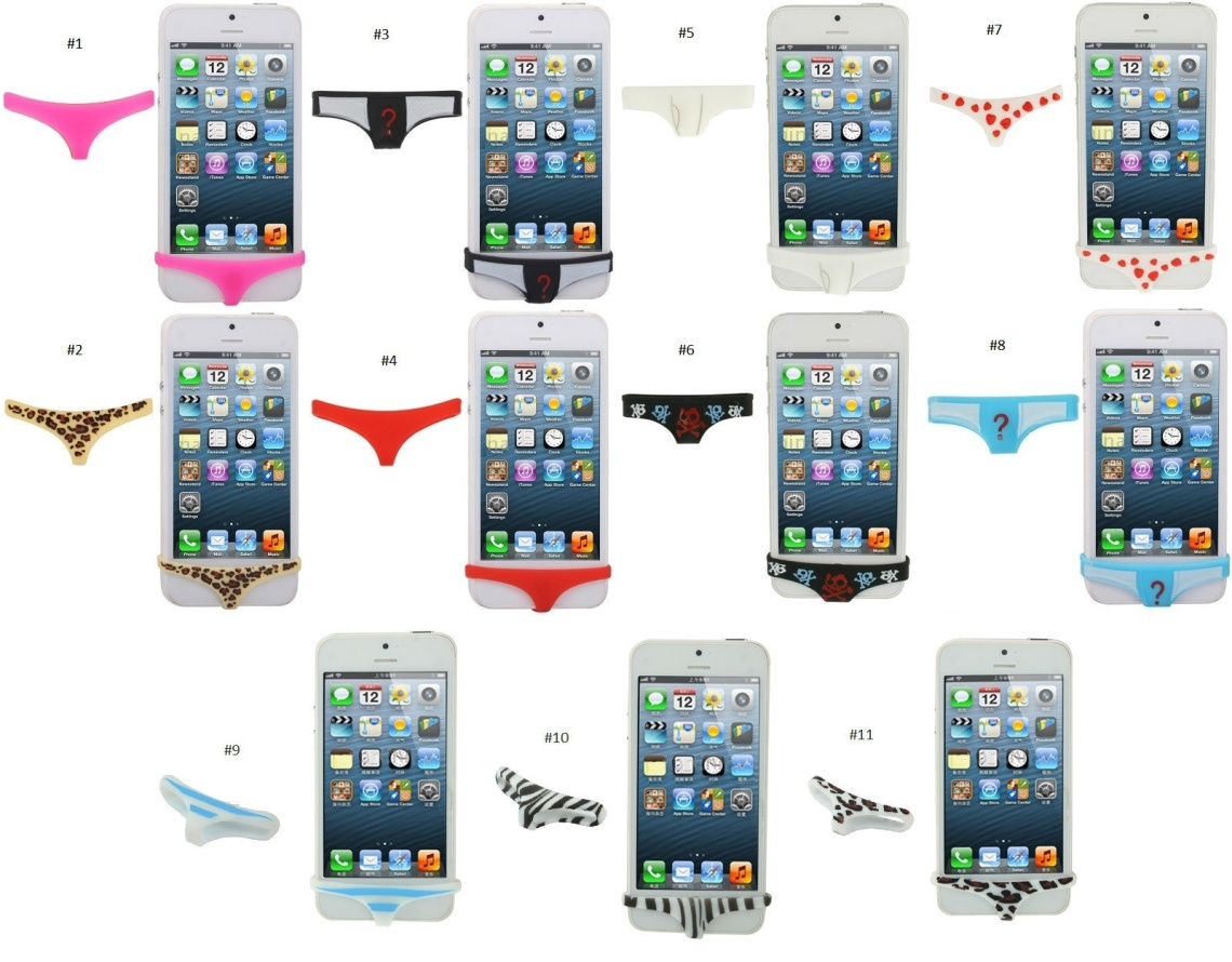 iPhone Thongs, Yes nor No?